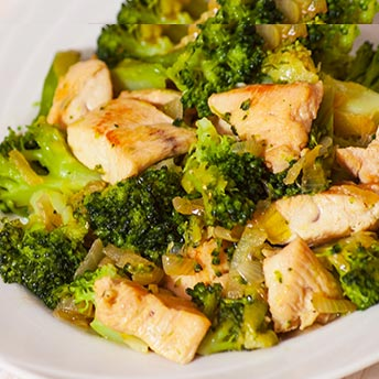 Broccoli Chicken